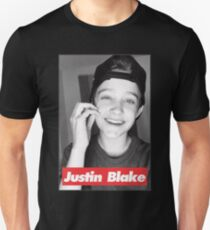 million followers on his justindrewblake Unisex T-Shirt