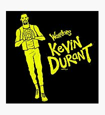 KD - Warriors Photographic Print