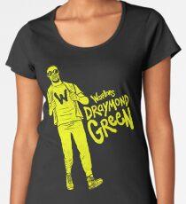 Green - Warriors Women's Premium T-Shirt