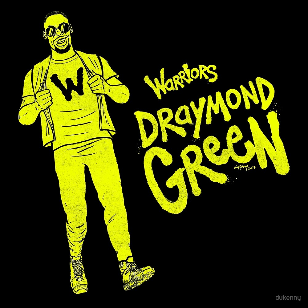 Green - Warriors by dukenny
