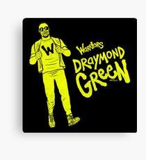 Green - Warriors Canvas Print