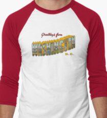 Greetings from Washington DC 1 T-Shirt
