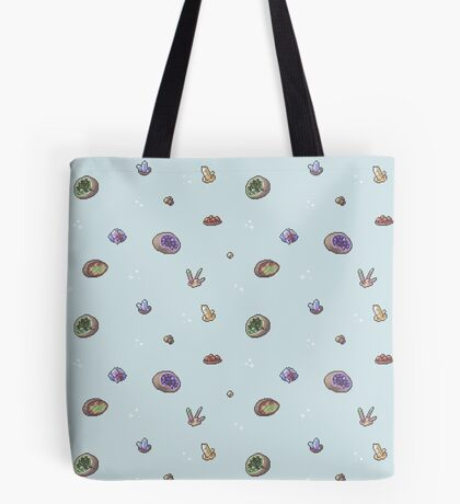 Crystal Clear Tote Bag