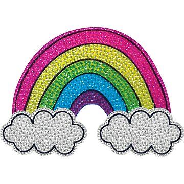 Sparkly Unicorn Rainbow  by cherrypiez