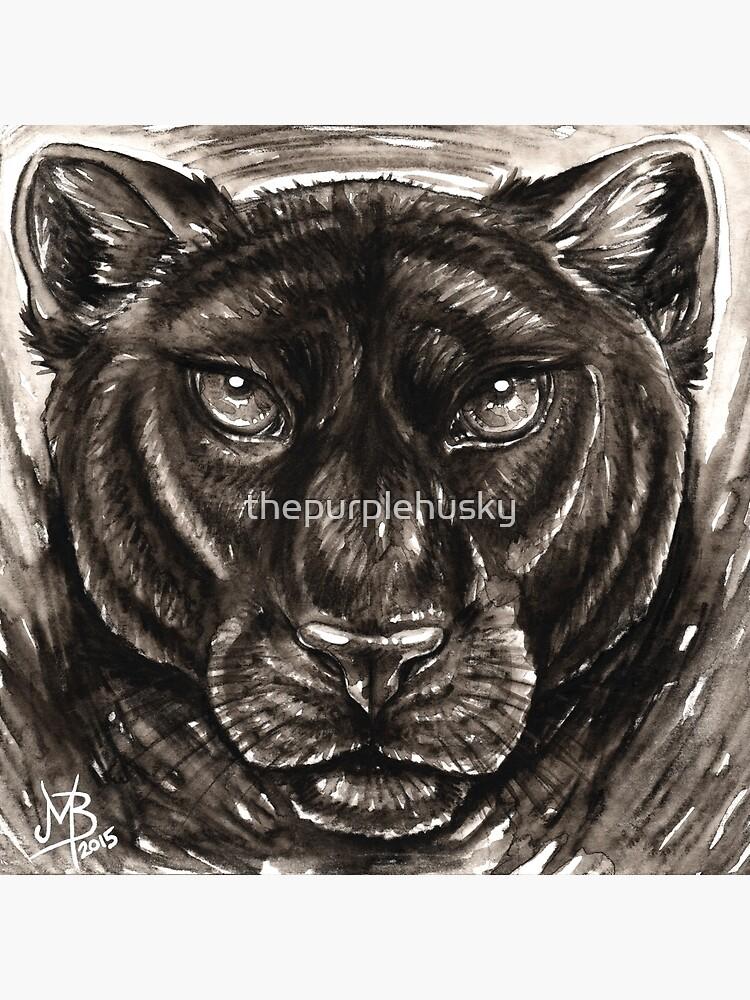 Panthera by thepurplehusky