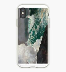 Northeaster by Winslow Homer iPhone Case