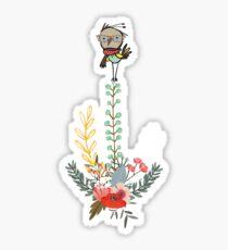 Alice Bird | Illustration 03 | Whimsical Sticker