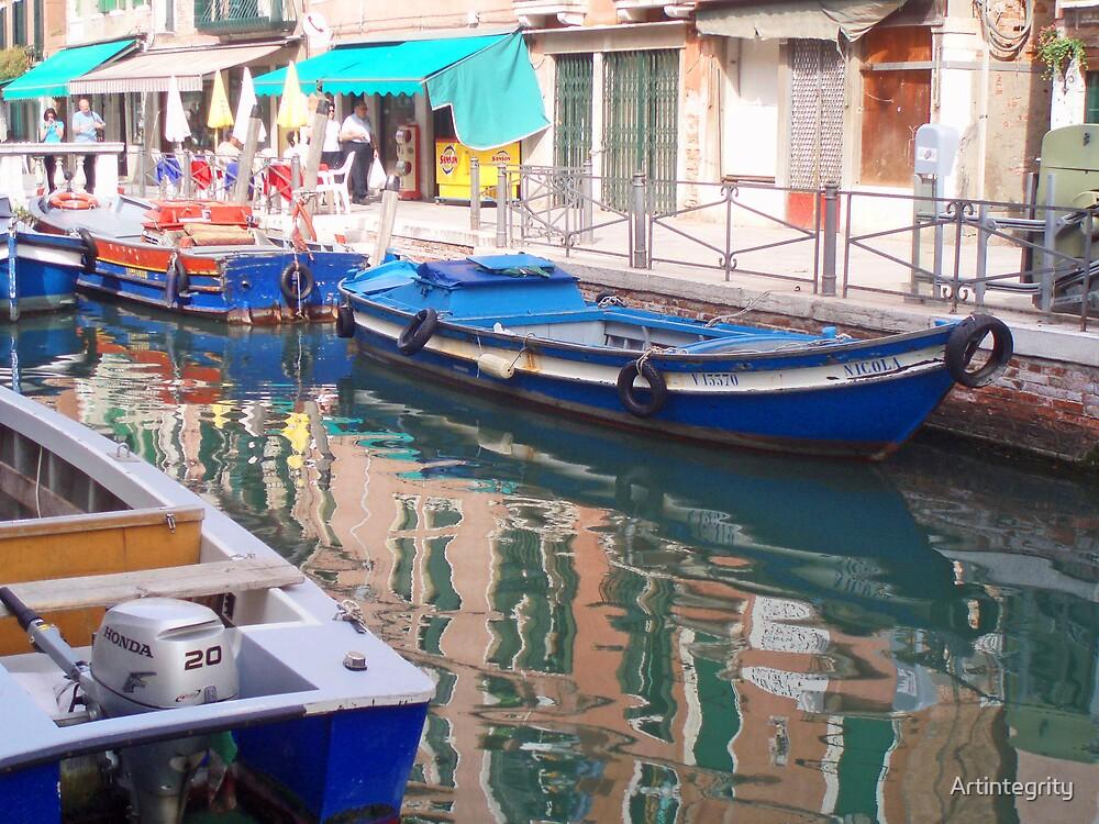 Captivating colour - Venice by Artintegrity