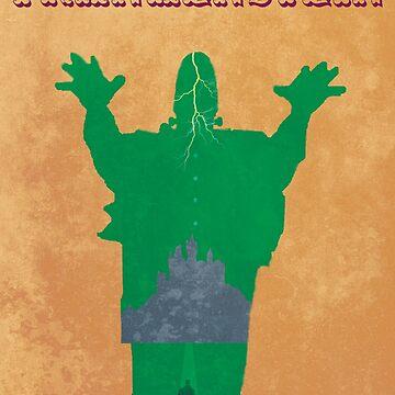 Frankenstein  by mrteshaw