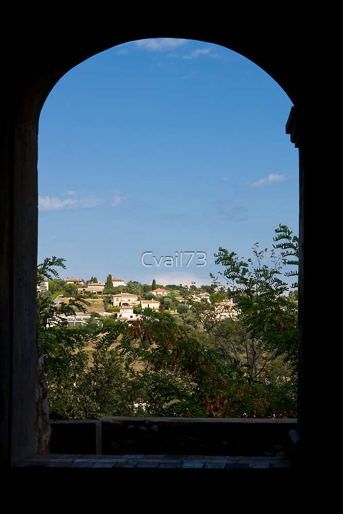 Window on the valley by Cvail73