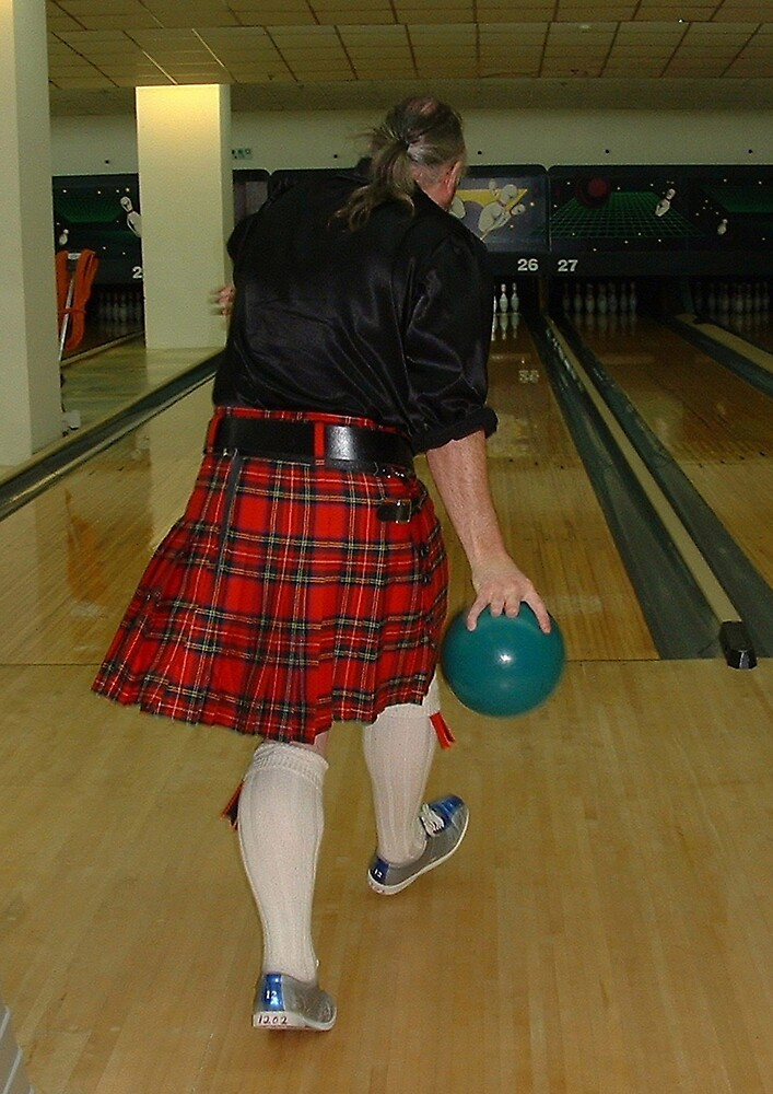 Bowling Scot by nikonlover