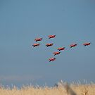 Red Arrows  by dougie1
