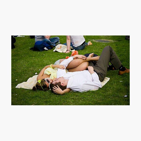 British summer Photographic Print