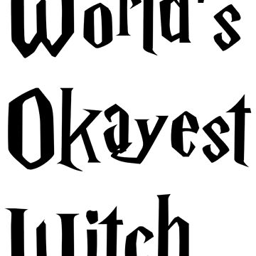 World's Okayest Witch by Momente