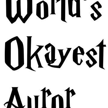 World's Okayest Auror by Momente