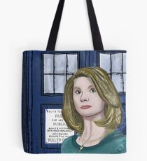 Doctor Whittaker Tote Bag