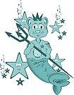 Neptun Cat - Mercat among Stars VRS2 by vivendulies