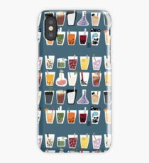 Wall of Boba (Updated) iPhone Case/Skin