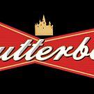 Butterbeer Sticker by perdita00