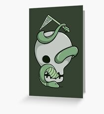 Go! Deatheaters!  Greeting Card