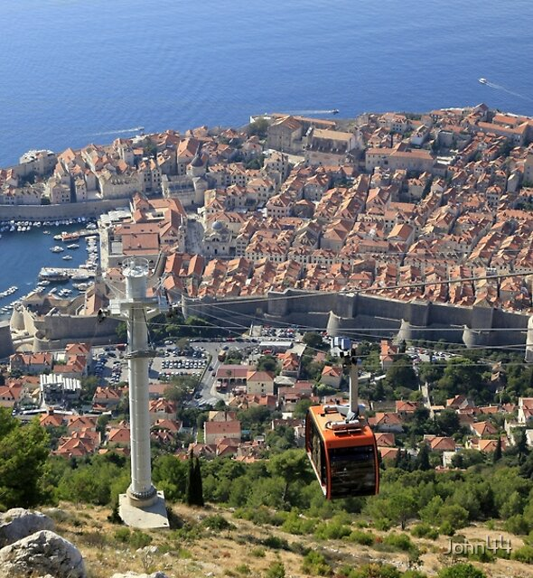 ..the overview on Dubrovnik by John44