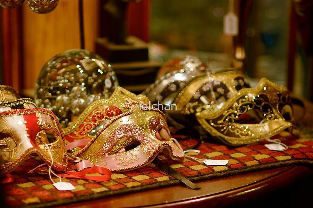 Masks by ielchan