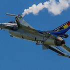Belgian F-16AM 2012 demonstrator FA-84 by Colin Smedley