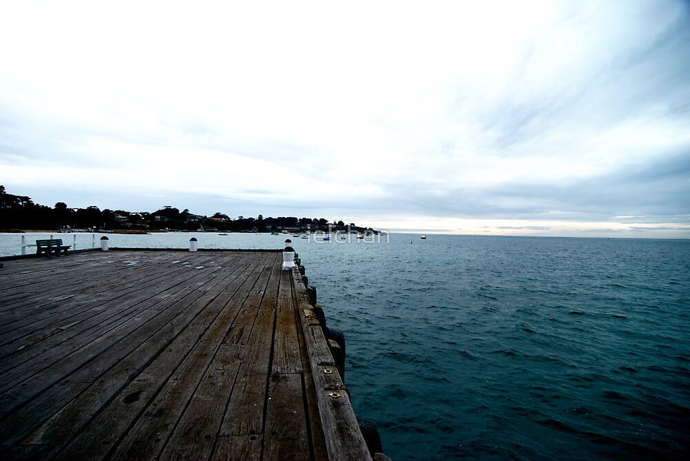Sorrento Pier by ielchan