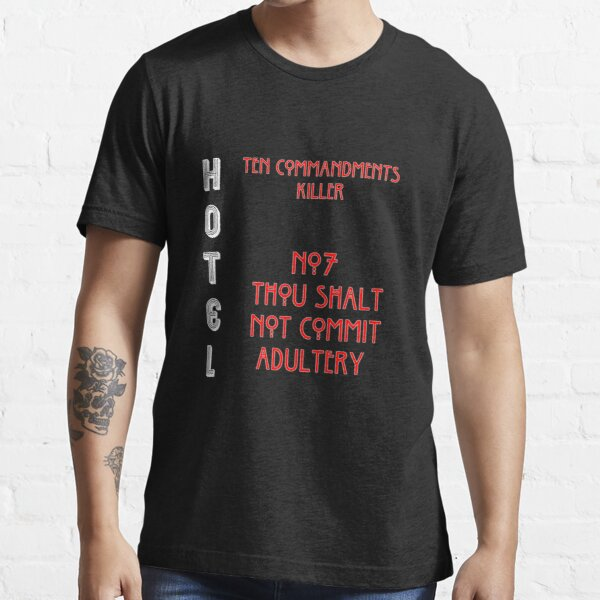 No.7 - Thou Shalt Not Commit Adultery. Essential T-Shirt