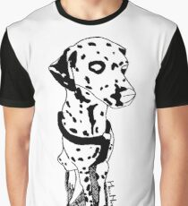 Luci the Dalmatian Graphic T-Shirt