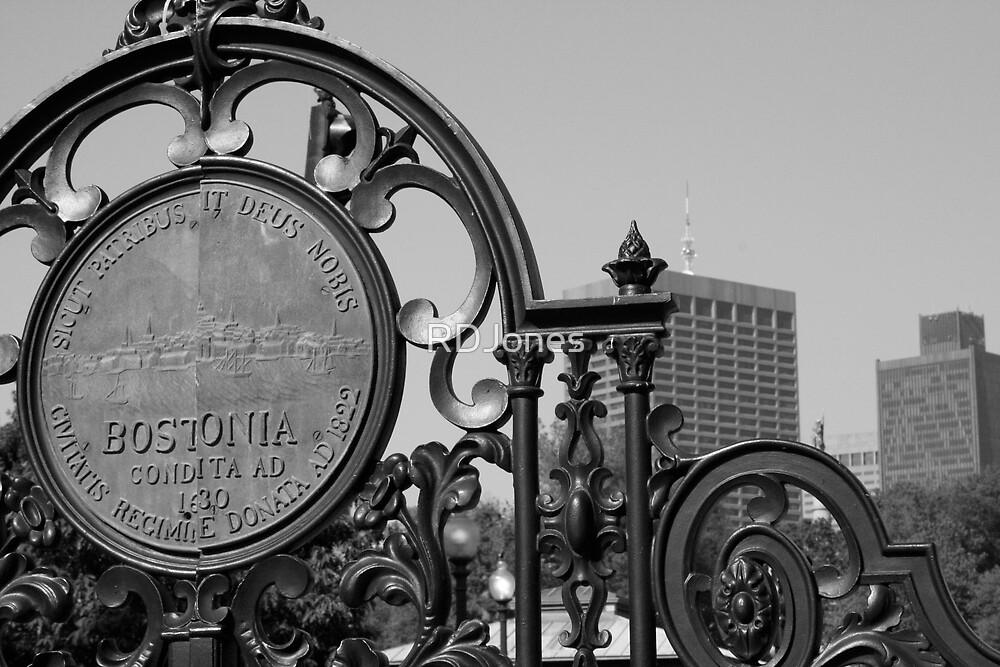 Boston Gates by RDJones