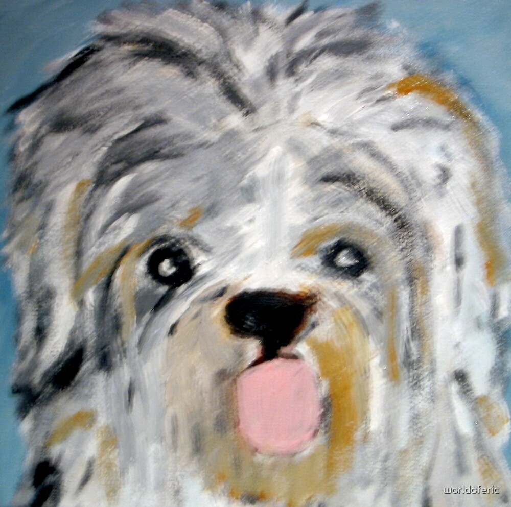 dog by eric ginsburg by worldoferic