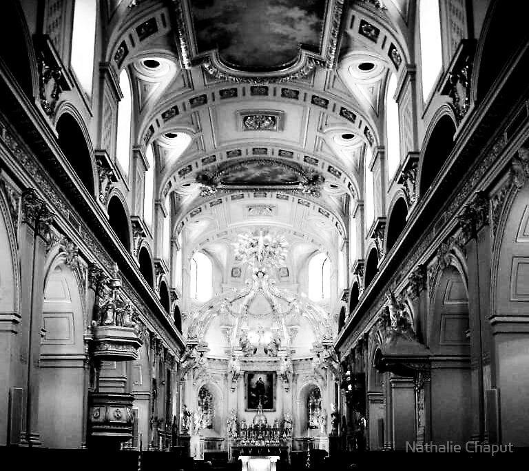 Church by Nathalie Chaput