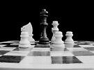 Chess by Nathalie Chaput