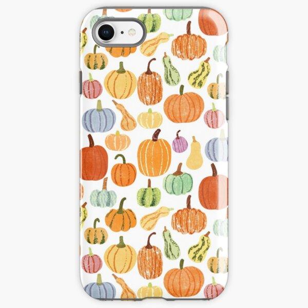 Autumn Pumpkins iPhone Tough Case