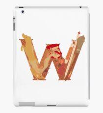 Weasley Wizardy (Nude) iPad Case/Skin