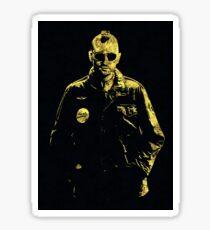 Taxi Driver - The Legend Sticker