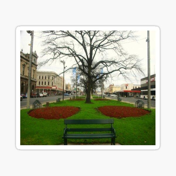 City of Ballarat - Victoria - Australia  Sticker