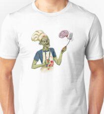 Bbq Zombie Unisex T-Shirt