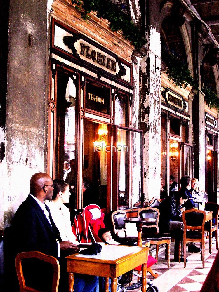 Cafe Florian, Venice by ielchan