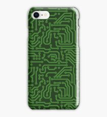Circuits iPhone Case/Skin