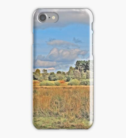 Nature for Artistic Needs iPhone Case/Skin