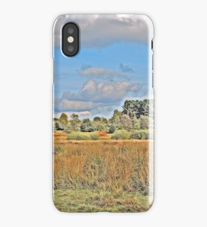Nature for Artistic Needs iPhone Case