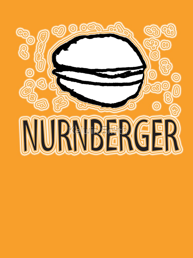 NURNBERGER Logo T-Shirt Two  by Kelwin