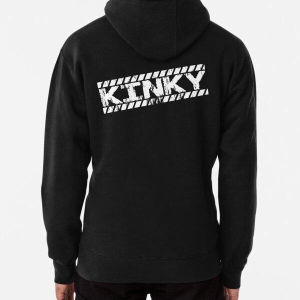 Kinky Pullover Hoodie