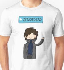 Sherlock #Not Dead T-Shirt
