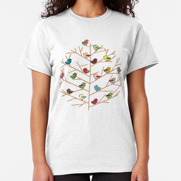 Bird bush Classic T-Shirt