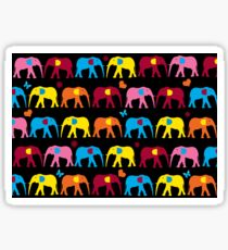 elephant cute  Sticker