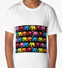 elephant cute  Long T-Shirt