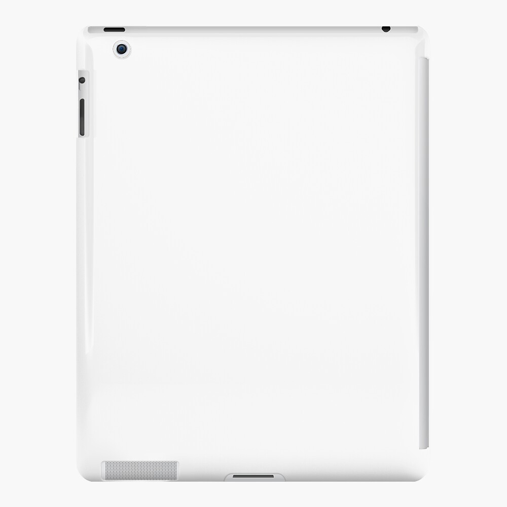 PLAIN WHITE | VERY WHITE | NEUTRAL SHADE | WE HAVE OVER 40 SHADES AND HUES IN THE NEUTRAL PALETTE iPad Case & Skin